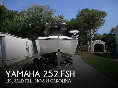 View 2021 Yamaha 252 FSH - Listing #307957