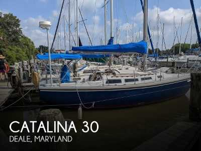 View 1984 Catalina 30 - Listing #306490