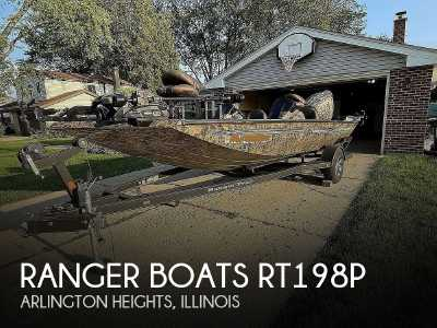 View 2017 Ranger Boats RT198P - Listing #306523