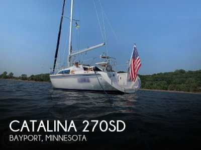 View 2005 Catalina 270SD - Listing #305131