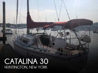 View 1988 Catalina 30 Tall Rig - Listing #302020
