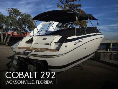 View 2000 Cobalt 292 - Listing #313410