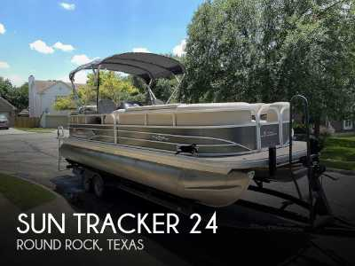 View 2019 Sun Tracker 24 DLX Party Barge - Listing #299965