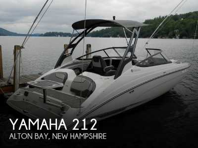 View 2017 Yamaha 212 Limited S - Listing #299235