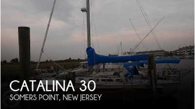 View 1984 Catalina 30 - Listing #288096