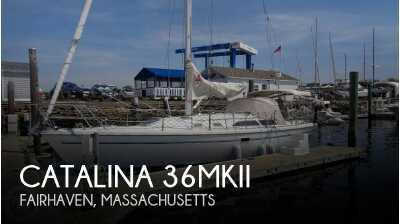 View 1997 Catalina 36MKII - Listing #275239