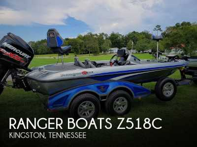 View 2018 Ranger Boats Z518C - Listing #306452