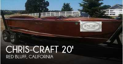 View 1954 Chris-Craft Special Sportsman - Listing #99811