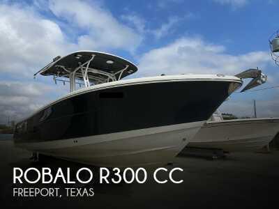 View 2016 Robalo R300 CC - Listing #95223