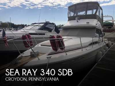 View 1987 Sea Ray 340 SDB - Listing #86272