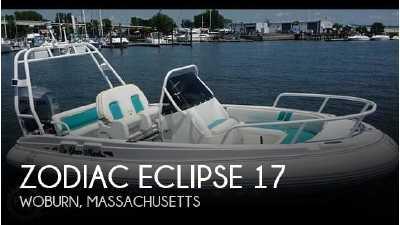 View 2005 Zodiac Eclipse 17 - Listing #93309