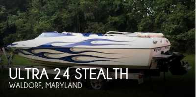 View 2005 Ultra 24 Stealth - Listing #87282