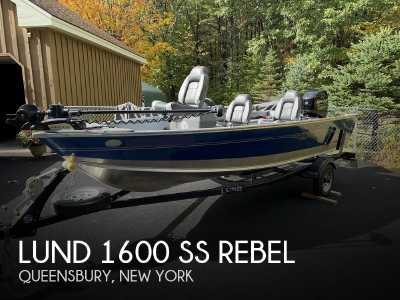 View 2016 Lund 1600 SS Rebel - Listing #84164
