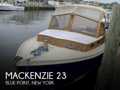 View 1972 MacKenzie Cuttyhunk 23 - Listing #86275
