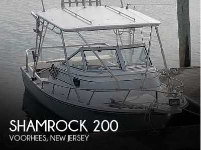 View 1988 Shamrock Predator 200 - Listing #90803