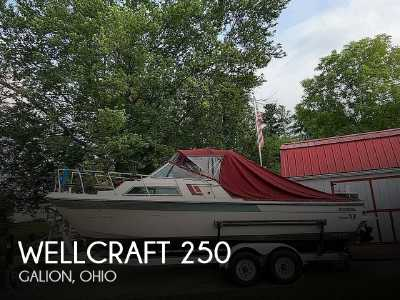 View 1987 Wellcraft 250 Coastal - Listing #77677