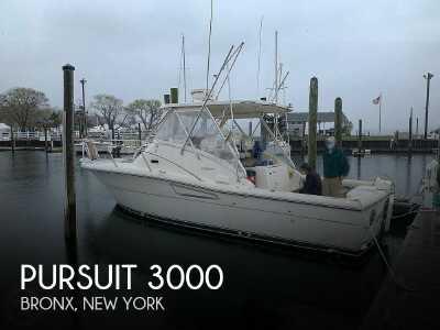 View 1996 Pursuit 3000 Offshore - Listing #72492