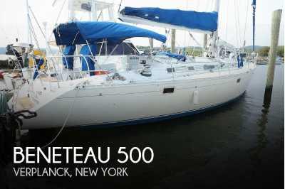 View 1991 Beneteau Oceanis 500 - Listing #81411