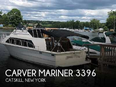 View 1982 Carver Mariner 3396 - Listing #70180