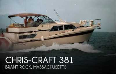View 1982 Chris-Craft Catalina 381 - Listing #76238