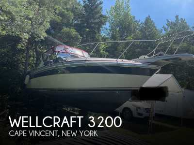 View 1989 Wellcraft 3200 St. Tropez - Listing #73005