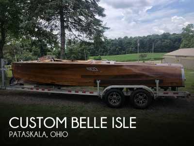 View 2014 Custom Belle Isle - Listing #82750
