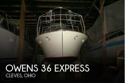View 1963 Owens 36 Express - Listing #83649