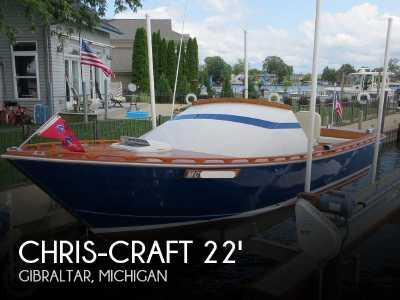 View 1966 Chris-Craft Cavalier Cutlass 22' - Listing #70703