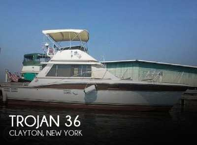 View 1979 Trojan 36 - Listing #69585