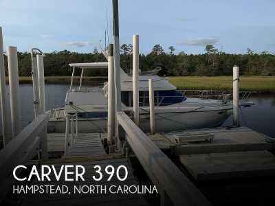 View 1994 Carver 390 Aft Cabin - Listing #48602