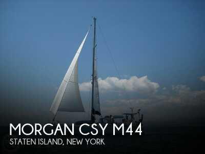 View 1988 Morgan CSY M44 - Listing #68879