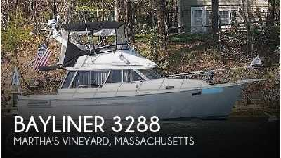 View 1989 Bayliner 3288 - Listing #76631