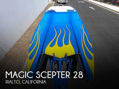 View 2002 Magic Scepter 28 - Listing #60092
