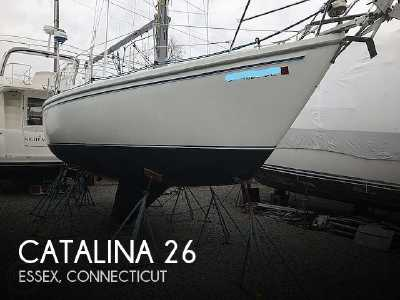 View 1982 Catalina C-30 with Westerbeke 26 HP - Listing #48720