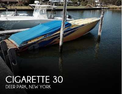 View 2002 Cigarette 30 Mystique - Listing #60897