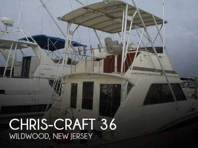 View 1980 Chris-Craft 36 Commander - Listing #98056