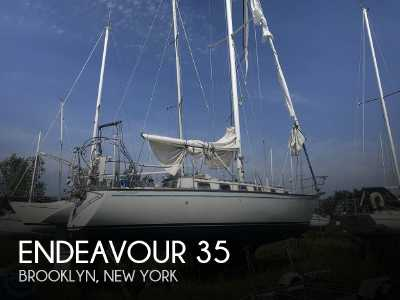 View 1983 Endeavour 35 - Listing #75102