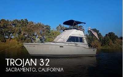 View 1979 Trojan F32 Sedan Bridge - Listing #60153