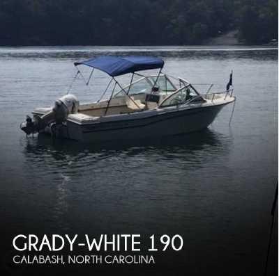 View 1992 Grady-White 190 Tournament - Listing #49123