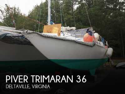 View 1974 Piver Trimaran 36 - Listing #60898