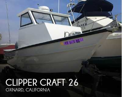 View 1982 Clipper Craft 26 Dory - Listing #69418