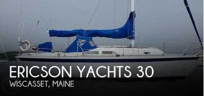 View 1983 Ericson Yachts 30 - Listing #72581