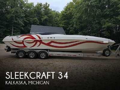 View 2001 Sleekcraft 34 Heritage - Listing #49843