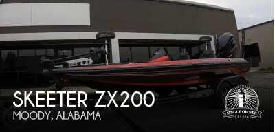 View 2019 Skeeter ZX200 - Listing #50251