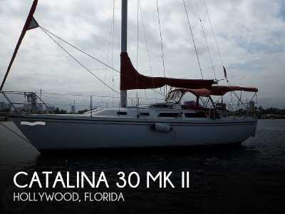 View 1987 Catalina 30 MK II - Listing #49765