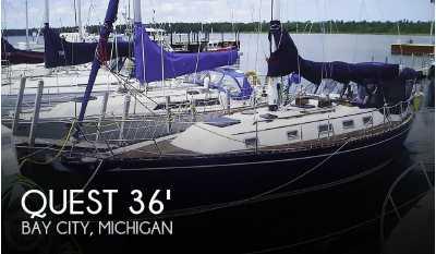 View 1983 Quest 36 Semi Custom - Listing #51224