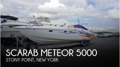 View 1988 Scarab Meteor 5000 - Listing #52384