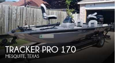 View 2018 Tracker Pro 170 - Listing #51615