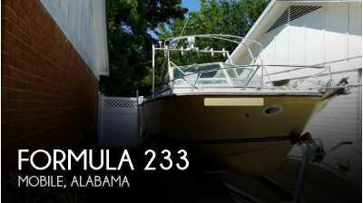 View 1973 Formula 233 - Listing #52015