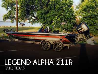 View 2014 Legend Alpha 211R - Listing #52503